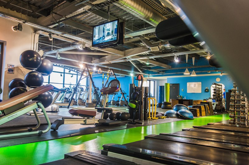 The Thames Club Gym and the MyWellness App